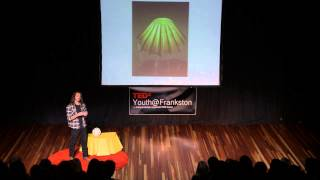 Origami: Beyond the Paper Crane | Guy Parker | TEDxYouth@Frankston