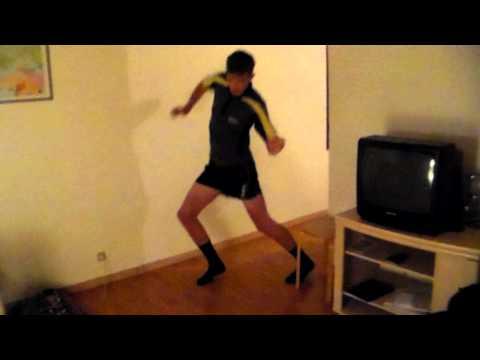 dansevideo - bjkongenJens