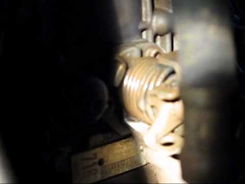 Diesel injector pump leak - Offroad 80's