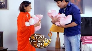 diya aur baati hum 18th march 2015 full episode sandhya suraj have a baby boy