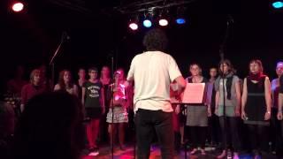Das Lied von der Moldau - Erich Fried Chor