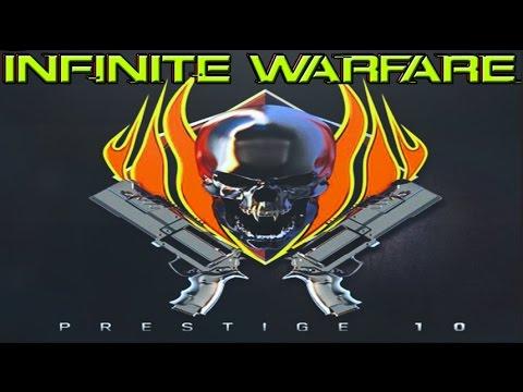 The LAST Prestige | 10th Prestige in Infinite Warfare