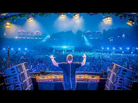 Hardwell Live At Tomorrowland