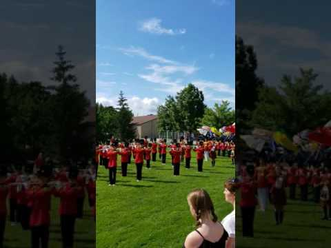 Burlington Teen Tour Band, Canada's music ambassadors