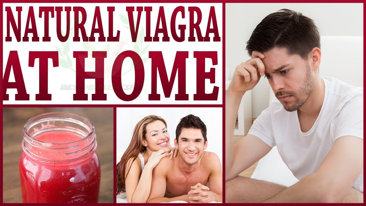 Natural Viagra Using Only 2 Ingredients