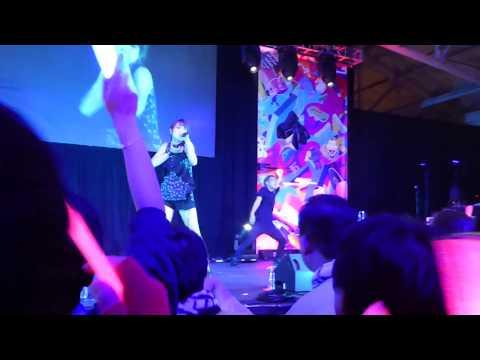 May'n Live at San Francisco's J POP Summit Festival 2017