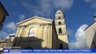 Video VALLO DELLA LUCANIA  RUBATO IL TESORO DI SAN PANTALEONE download MP3, 3GP, MP4, WEBM, AVI, FLV Agustus 2017
