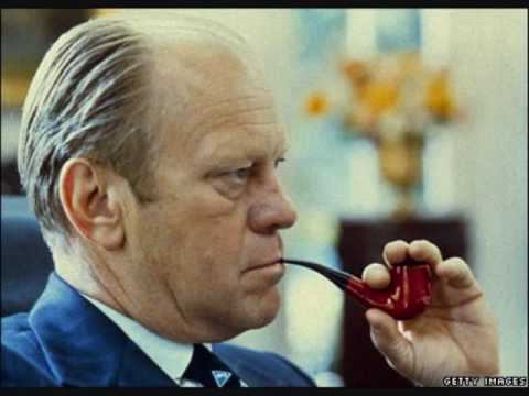 LYNDON JOHNSON TAPES: Pressuring Gerald Ford on Foreign Aid