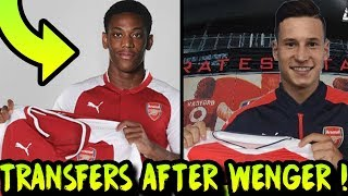 Arsenal Transfer News | 5 Players ARSENAL Need To Sign To Regain DOMINANCE ft Martial Draxler Leno