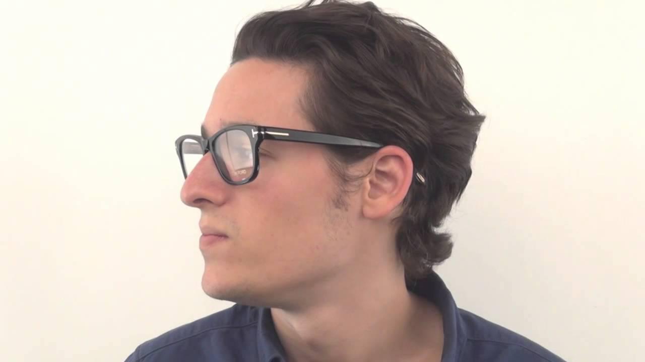 040da84d3583 Tom Ford FT5147 001 Eyeglasses - VisionDirect Reviews - YouTube