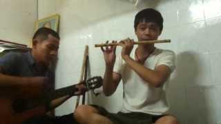 Chiếc đèn ông sao & cvcobđ guitar - sáo trúc