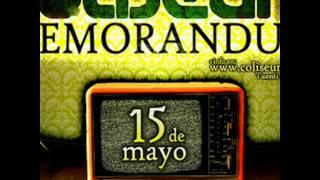 Coliseum. Memorandum 15 de mayo 2009. Set Javi Aznar.