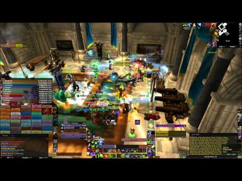 Horde occupy Stormwind and the Alliance cant do anything about it