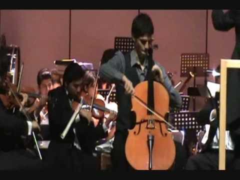 Diego Gutiérrez Ruiz, concierto Haydn Popper, 3er ...