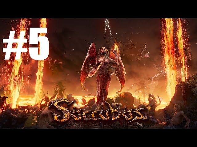 SUCCUBUS - [Complete Playthrough Part 5/5] [Ending] [1440p] [AO] - Gameplay PC