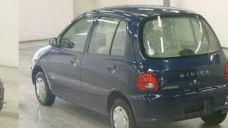 1998 Mitsubishi Minica H31A