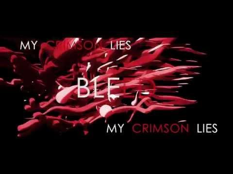 Hanu Dixit - Crimson   Original Song   Official Lyric Music Video
