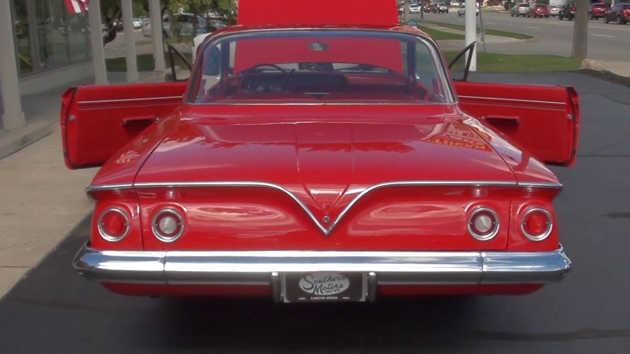 1961 Chevrolet Bel Air Quot Bubble Top Quot 38 900 00 Youtube