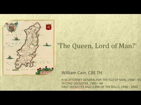 William Cain, CBE TH