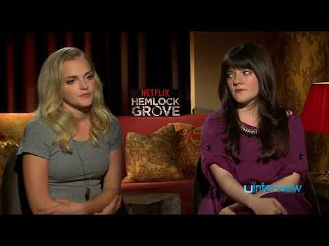 Madeline Brewer & Madeleine Martin On 'Hemlock Grove,' The Prosthetic Eye