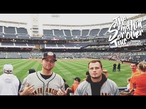 Petco Park - Giants @ Padres ⚾