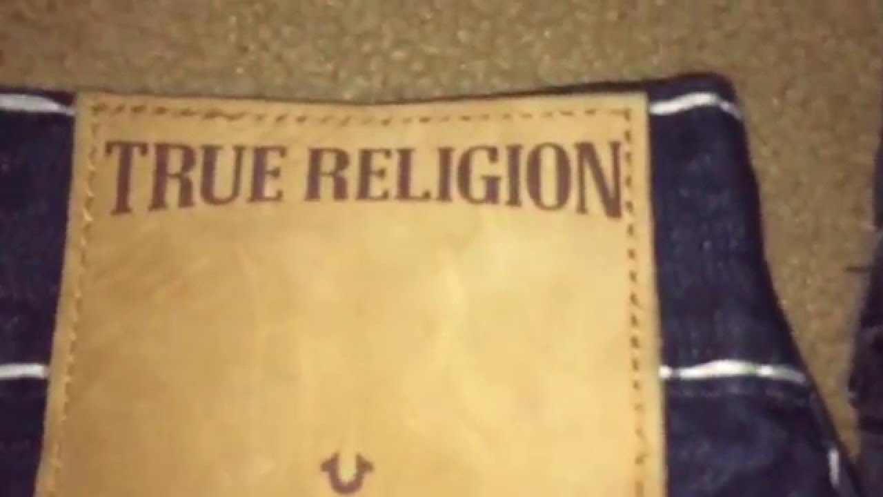 How To Tell If Your True Religion Jeans Are Real Or Fake New And
