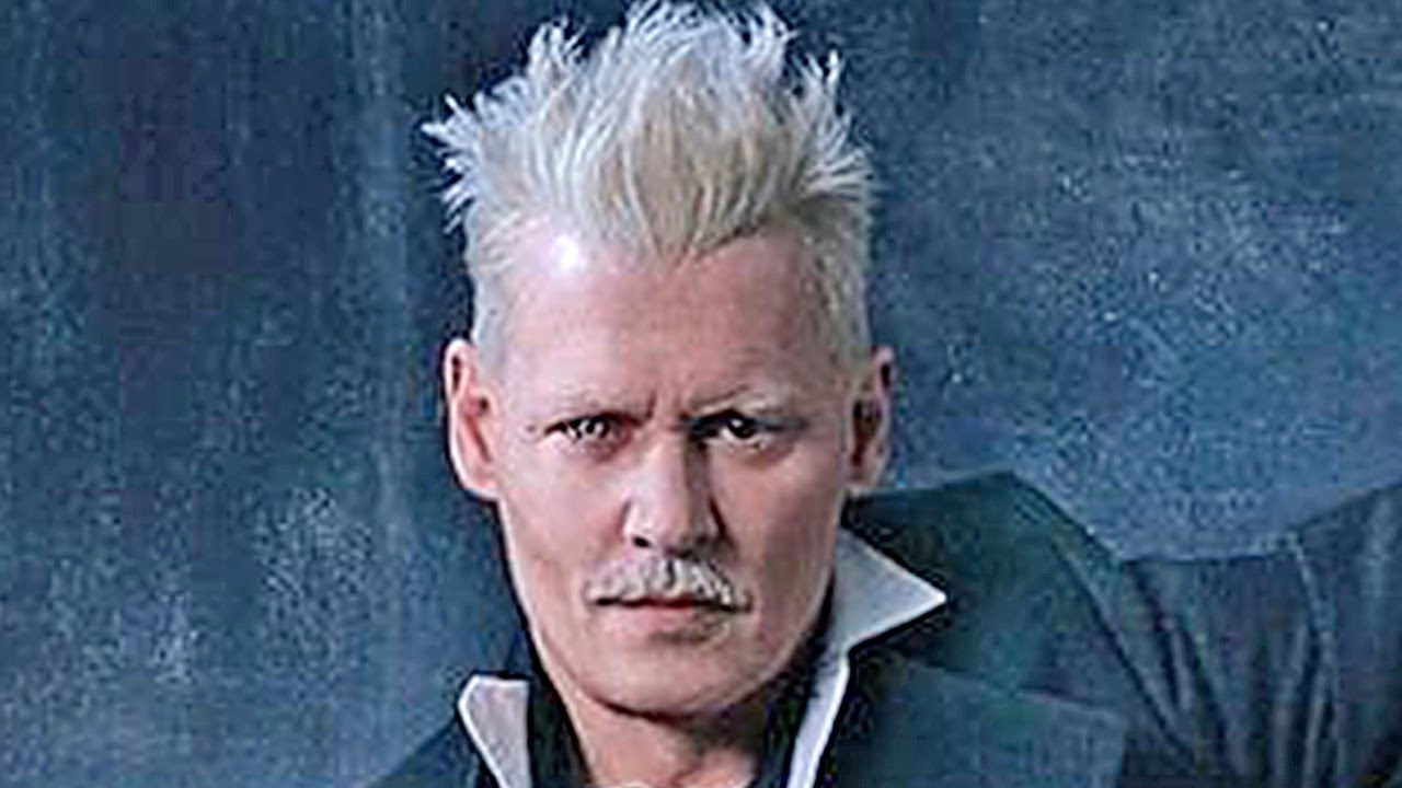 Johnny Depp is Gellert Grindelwald ! Fantastic Beasts 2: The Crimes of Grindelwald