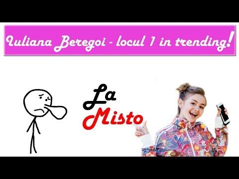 Iuliana Beregoi Locul 1 In Trending??