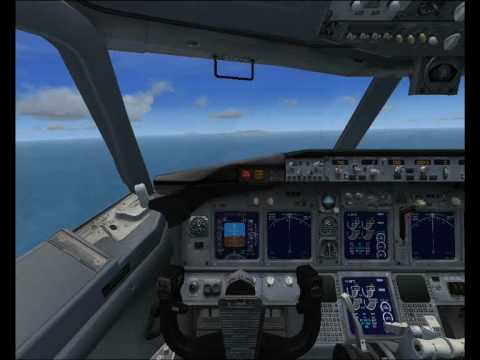Flight Simulator X Deluxe Boeing 737-800 World Travel Airlines
