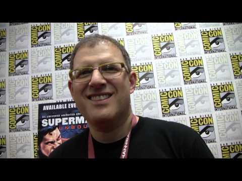 THE SUPERMAN HOMEPAGE PRESENTS - Interview with Bob Goodman (interview by Rennie Cowan).