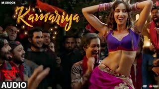 Kamariya Full Audio Song | STREE | Nora Fatehi | Rajkummar Rao | Aastha Gill, Divya Kumar |V4H Music