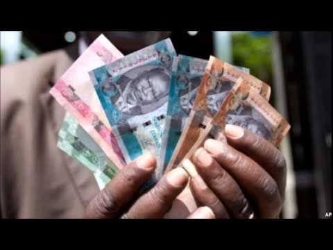 South Sudan Expats Feel Exchange Rate Pinch