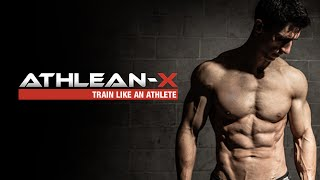 Time to build a ripped, athletic body in 90 days... http://athleanx...