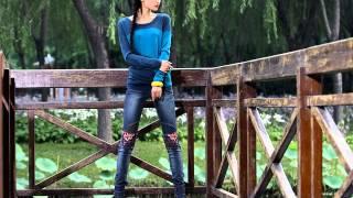 Haors Women Clothes Jeans Thumbnail