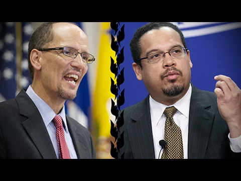 DNC Chair Candidates Downplay Split Between Sanders Coalition and Wall St. Democrats
