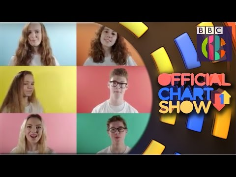 Justin Bieber Sorry acapella cover - CBBC Official Chart Show