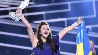 Евровидение 2016 финал итоги Jamala Джамала