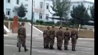Очередной громкий инцидент с участием армянских военнослужащих