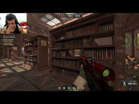 Point Blank - Último vídeo de PB do canal - Modo Sniper 4x8