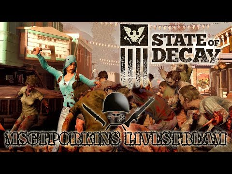 State of Decay Storyline Part 4 | INTERACTIVE STREAM | 1080p 60fps