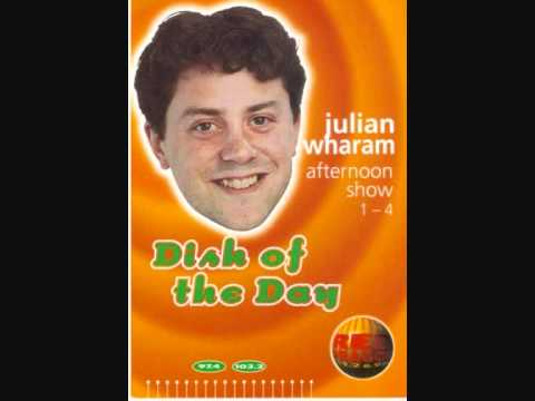 Julian Wharam on Red Dragon FM 1999.wmv