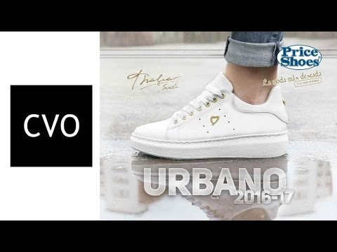 Catálogo Price Shoes Urbano 2016-17