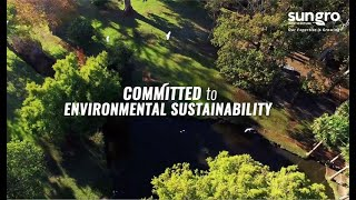 Sun Gro Horticulture Environmental Values