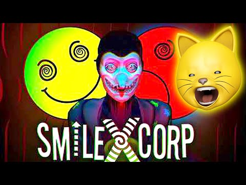 MY BOSS IS TRYING TO KILL ME!! | Smiling-X Corp Horror Escape Game