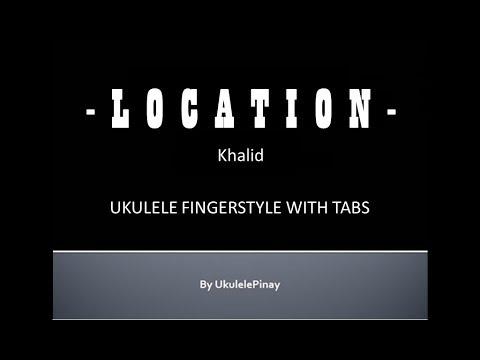 Location ~ Ukulele Fingerstyle + TABS