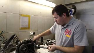 Ремонт раздаточной коробки на автомобилях Chevrolet Tahoe, Chevrolet Trailblazer, Chevrolet Suburban