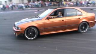 Ckvilta rbola samtrediashi. 24 agvisto 2012. Drift Show Sulava and friends :)