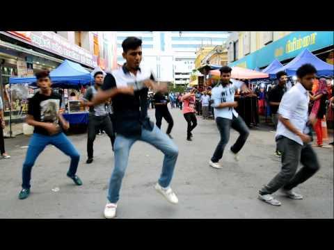 Flash Mob by J Crew at Klang