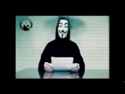 Anonymous message to tunisian people about attounissia tv hacked page !