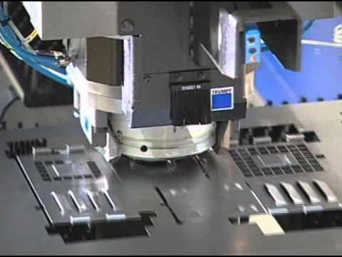 machine tools punches punching machines trumpf